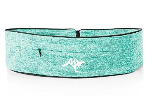 Running Belt & Workout Waist Pack - Fitness Fanny Pack And Hidden Money Pouch for Men & Women - Sports Workout & Zipper Travel Wallet - Awakened Strength