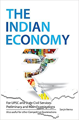 Indian economy by sanjiv verma