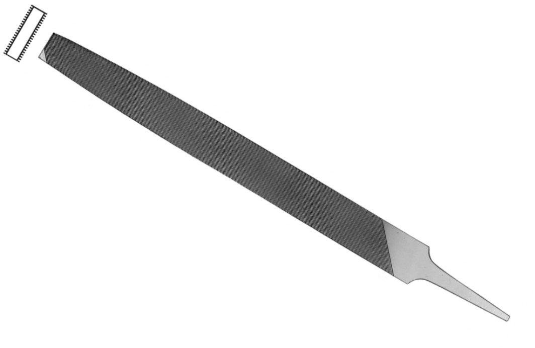 Grobet American Pattern Long Angle Lathe 14 Inch Box of 6