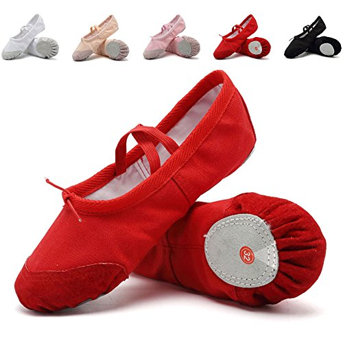 red ballet slippers - 6
