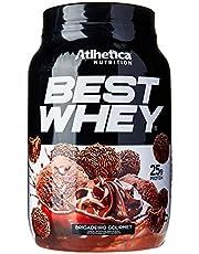 Best Whey (907G) - Sabor Brigadeiro Gourmet, Atlhetica Nutrition