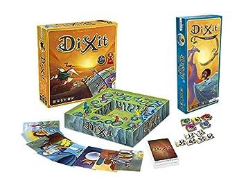Outletdelocio. Pack Juego de mesa Dixit Clasico + expansion ...