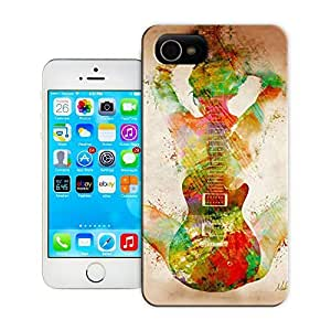 Unique Phone Case Creative guitar with people one Hard Cover for 4.7 inches iPhone 6 cases-buythecase