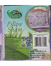 Disney Fairies Sparkling Butterflies Pillow Sham