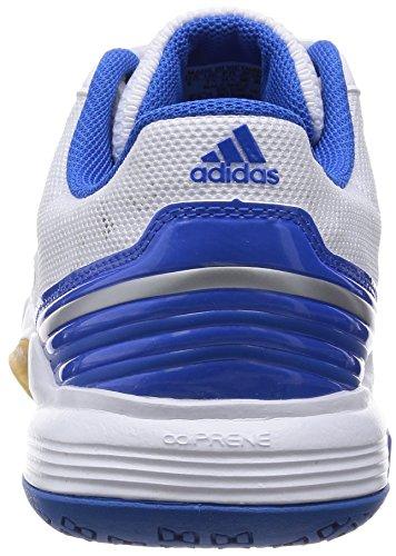 Adidas Stabil 11 Zapatilla de Sala Caballero blanco