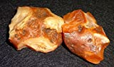 2pc #7 Large Raw A-Grade Fire Agate from Mexico