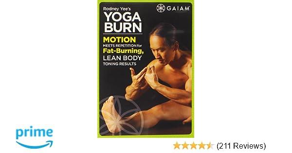 66fad662bf89e Amazon.com: Rodney Yee: Yoga Burn: Rodney Yee: Movies & TV