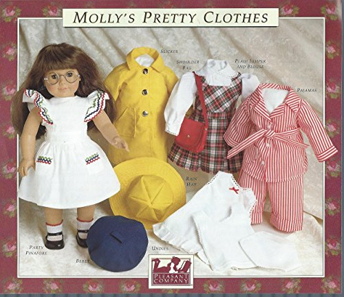 The American Girls Molly's Doll Dress Patterns (Molly American Girl Doll Books)