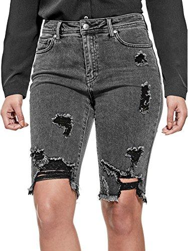 Guess Jean Shorts (GUESS Factory Women's Zoe Denim Bermuda Shorts)