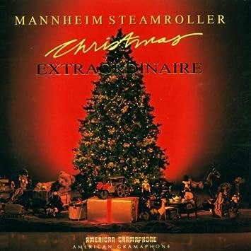 Mannheim Steamroller - Christmas Extraordinaire - Amazon.com Music