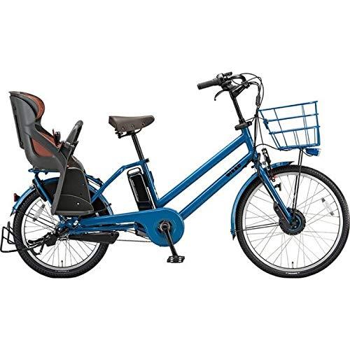 ブリヂストン 電動自転車 ビッケグリdd BG0B49 E.Xリバーブルー E.Xリバーブルー B07HWRYLXB