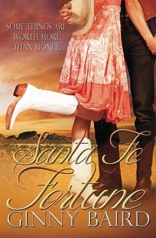 book cover of Santa Fe Fortune