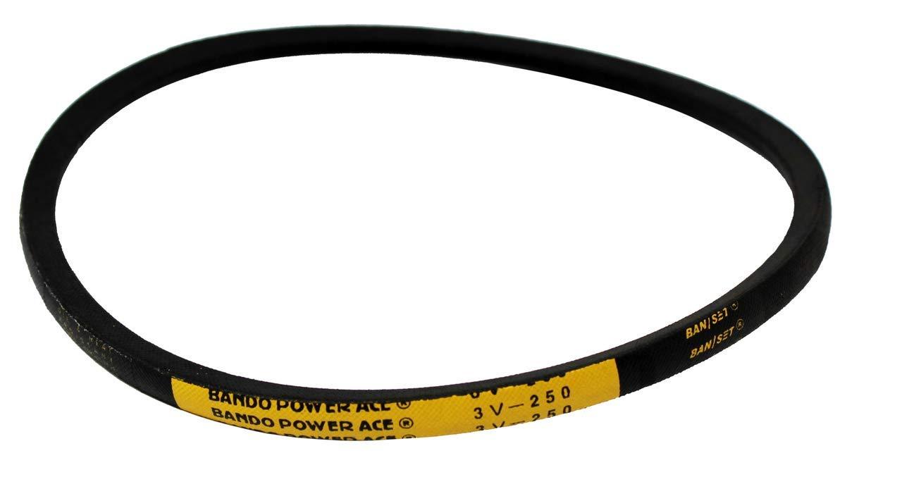 3V250 Power Belt Wedge V-Belt 11 Per Pack 1 Band