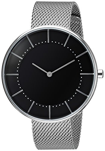 Skagen Women's SKW2561 Gitte Stainless Steel Mesh (Skagen Womens Black Mesh Watch)