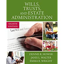 Wills, Trusts, and Estate Administration (MindTap Course List)