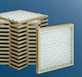 NEW 16x25x1 Glasfloss PTA Disposable Furnace Filters - 12 PACK - PTA16251