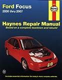 Ford Focus 2000 Thru 2007, Max Haynes, 1563927543