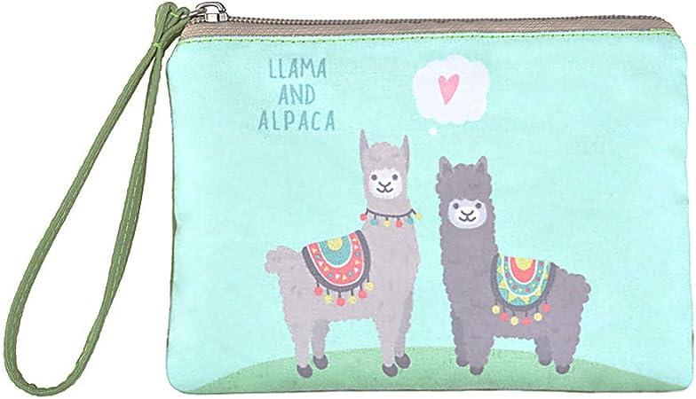 Alpaca Wool Crystal Bag  Coin Purse