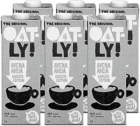 1 L Oatly L/'Original d/'avoine boire Barista Edition