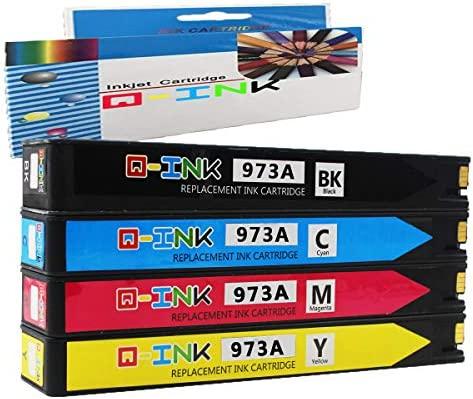 QINK 4PK Cartuchos de Tinta de Repuesto compatibles para ...