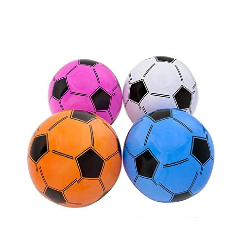 16'' Soccer Ball Inflate by Bargain World