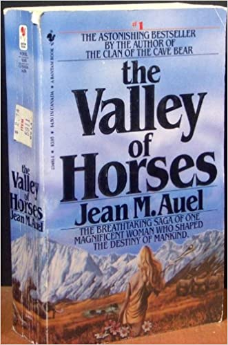 Book The Valley of Horses: A Novel (Earth's children)