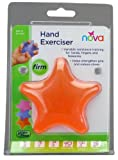 NOVA Medical Products  Exercise Squeeze Star, Orange