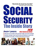 Social Security: The Inside Story, 2018 Silver Anniversary Edition