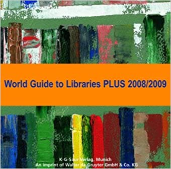 Amazon. Com: world guide to libraries plus (9783598409561): k. G.
