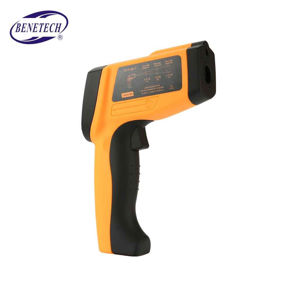 GM1150 -50 ~ 1150℃ Non-contact Infrared Thermometer -58~2102℉ Handheld Pyrometer IR Temperature Meter with LCD Backlight by dianpo (Image #4)