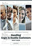 img - for Handling Angry & Hostile Customers: Pinpoint Customer Service Skill Development Training Series book / textbook / text book