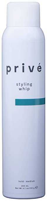 Privé Styling Whip (6.7 Fluid Ounce / 200 Milliliter)-Incredible Body and Movement