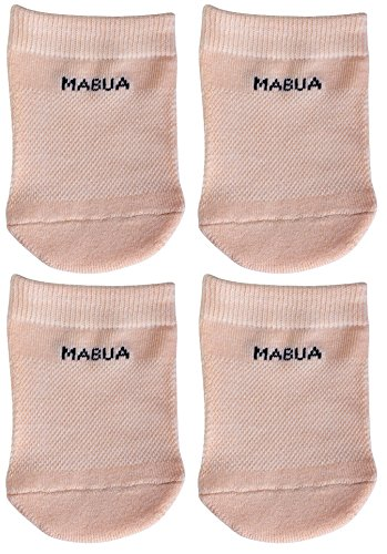 NUDE HALF TOE NO SHOW LINER SOCKS ... (NUDE HALF TOE SOCKS)