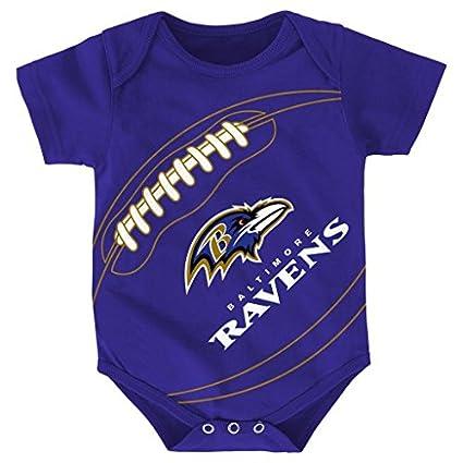 5aab33bc8 Amazon.com   NFL Baltimore Ravens Creeper
