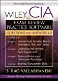 Wiley CIA Exam Review CD
