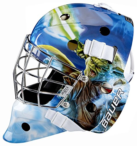 Bauer Youth NME Street Goal Mask (Yoda)