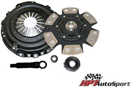 Amazon Com Competition Clutch Stage 4 Six Puck Clutch Kit For Honda Acura B Series Applications Automotive