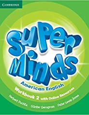 American Super Minds 2 - Workbook With Online Resources