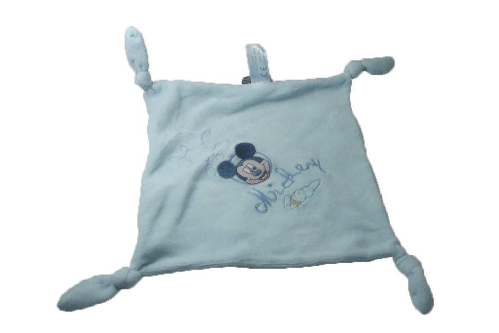 X- otros - Doudou Carrefour CMI Mickey plana Carre azul ...
