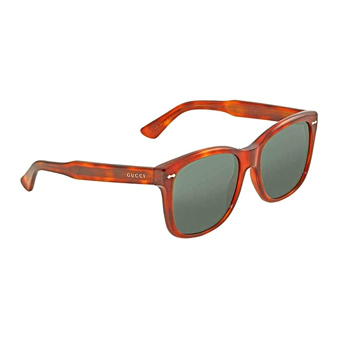 ad8a2c9a3 Sunglasses Gucci GG 0050 S- 002 002 AVANA GREEN   AVANA  Amazon.ca  Clothing    Accessories