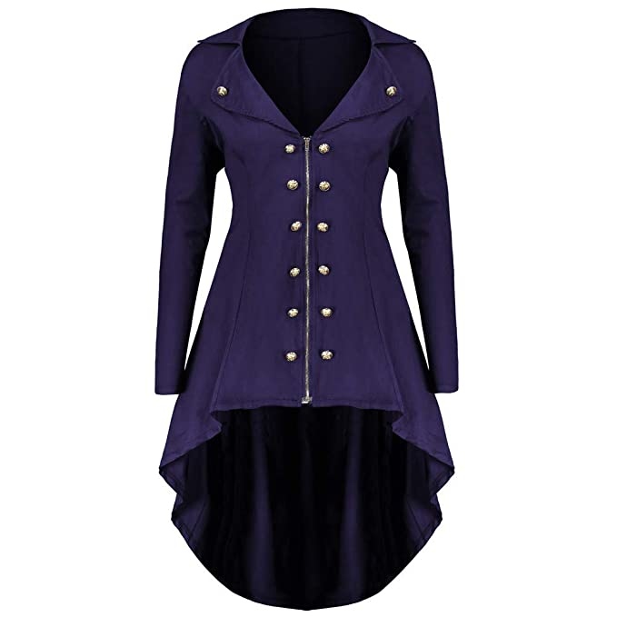 71ac765c4cd Hot Sale Women Overcoat Tuxedo coat Plus Size Jacket Suit Outerwear Party  Holiday Gilet Outwear YOcheerful