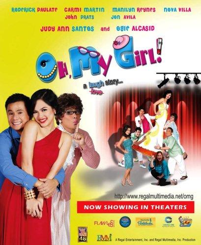 amazon com oh my girl philippines filipino tagalog dvd movie