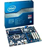 Intel Desktop Motherboard LGA1155 DDR3 1600 ATX - BOXDH77KC