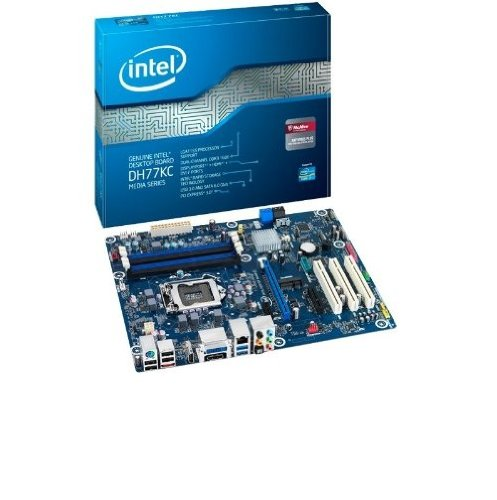 Intel Desktop Motherboard LGA1155 DDR3 1600 ATX - BOXDH77KC for sale  Delivered anywhere in USA