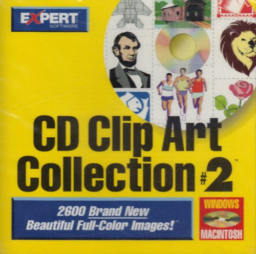 Expert Cd Clip Art Collection 2