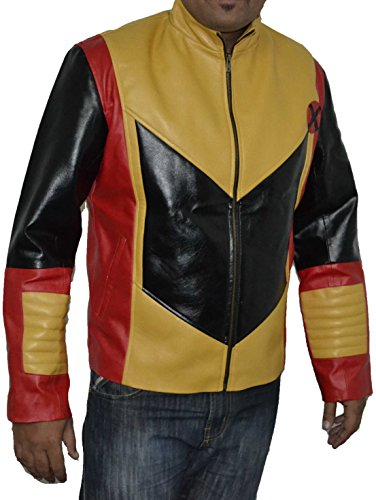 Colossus Faux Leather Jacket SAT 3