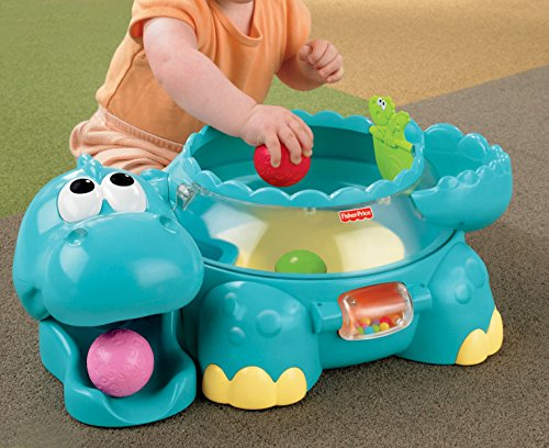 Fisher-Price Poppity-Pop Musical Dino