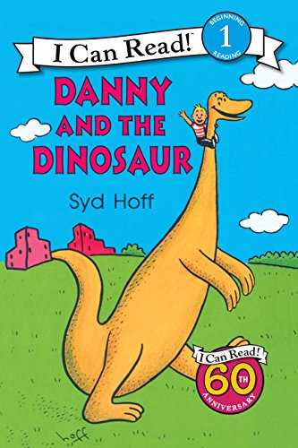 Danny and the Dinosaur cover