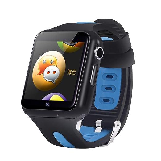 Bodbii Pulsera Smart Baby niños del Reloj 3G WiFi Impermeable ...
