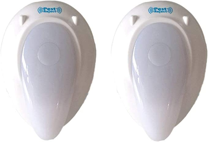 Ultrasonic Pest Repeller with Night Light Friendly Home Plug-In Electronic Repellent 2pcs Ultrasound Pest Control 2018 Upgraded Anti Mice Insect Bug Mosquito Rat Spider Roache Rodent Ant